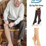 Zip Sox Kompresione Čarape Za Noge Unisex 3