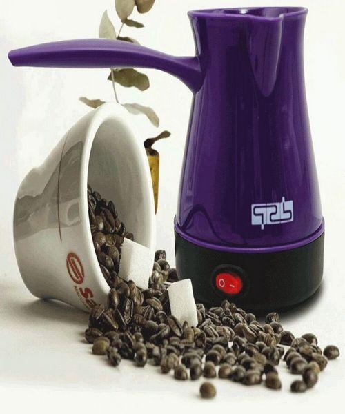 Električna Džezva Za Kuvanje Domaće Kafe